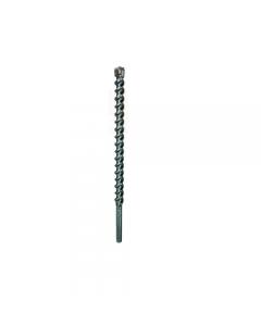 Alpen punta per perforatori SDS-MAX per foratura di cemento, pietre naturali e muro. Adatta per tutti i tipi di martello pneumatico con attacco SDS-MAX.