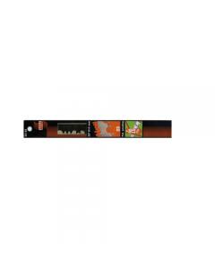 Bahco Sandvik serie 23 lama per segoncino dentatura a castello per il taglio della legna verde