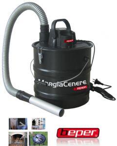 Beper bidone aspiracenere mangiacenere potenza 800 watt