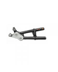 Betafence pinza tenditore per tirafilo Gripple. Misuratore della tensione da 100 a 300 kg tramite la rotazione della manopola alla base del manico. Tipo universale.