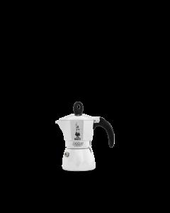 Caffettiera in alluminio Bialetti Dama, disponibile in 1, 2, 3, 6 tazze