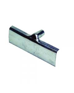 Caf raspafango in acciaio zincato cm 40