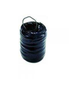 Cavatorta bobina filo cotto bianco N. 5 diametro mm 1 in bobine 2 capi grammi 330