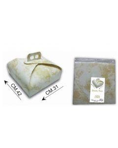 Contenitore confezione scatola per torta in cartone da pasticceria. Scatola per torta disponibile in dimensioni cm 31 x 42 cm 44 x 54 cm 17 x 33
