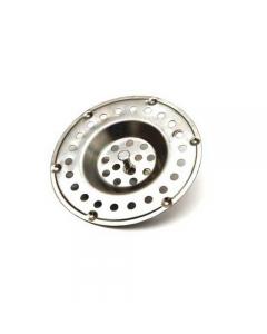Diesse griglia in acciaio inox per lavandini tipo basket diametro mm 82