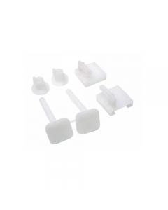 Diesse supporto in nylon per sedili in plastica wc tazza bagno