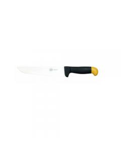 Due Buoi art. 804 coltello da macellaio lama in acciaio inox
