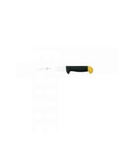 Due Buoi art. 811 coltello per prosciutto lama 26 cm in acciaio inox