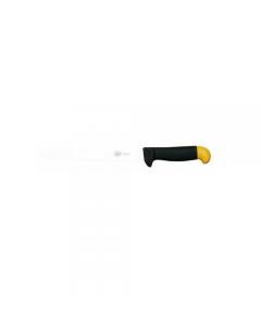Due Buoi art. 818 coltello per pane lama 24 cm in acciaio inox