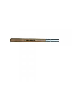 Falci manico per attrezzature da forno lunghezza cm 175 in acciaio o alluminio