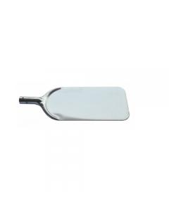 Falci pala in alluminio per pane per forno cm 16,5 x 34 fornita senza manico