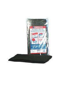 Geko filtrocappa ai carboni attivi cm 50 x 100 colore nero