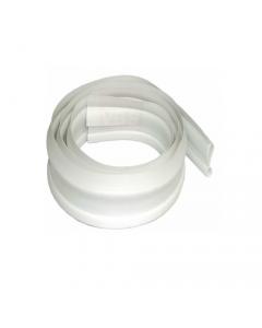 Geko guarnizione per lavello colore bianco rotolo da 25 metri