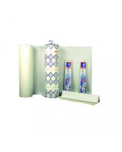 Geko pannello termorefrigerante cm 70 x 100 supporto in polietilene espanso accoppiato ad un foglio di alluminio