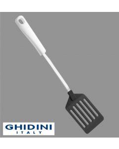 Ghidini paletta da cucina con manico bianco
