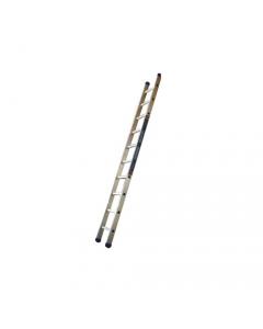 Gierre scala d'appoggio semplice in alluminio