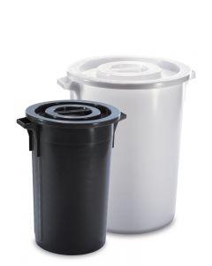 Cestino per rifiuti diametro 42 x h 45 cm