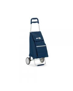 Gimi Argo carrello portaspesa con ruote 48 litri portata 30 kg