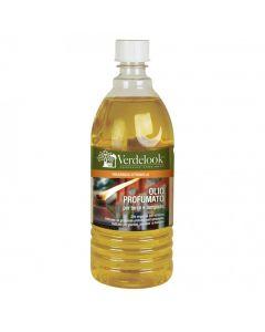 Gmr Trading olio alla citronella per torce e lampade 1 Litro