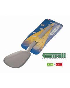 Gnali cucchiaione da cucina servizio Delta in acciaio inox 18/10 cromato
