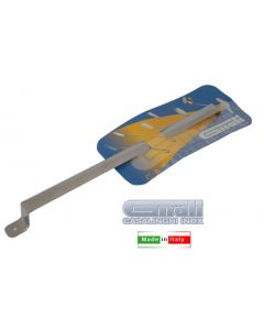 Gnali Eco appendimestoli in acciaio inox 18/10