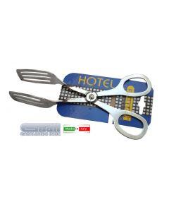 Gnali Hotel molla forbice per dolci in acciaio inox 18/10 cromato