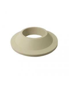 Guarnizione conica per raccordi sanitari a stringere in gomma morbida bianca confezione 10 pezzi