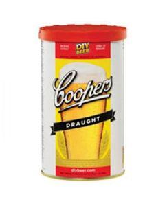 Home brew birra fatta in casa malto Coopers Draught 1,7 kg