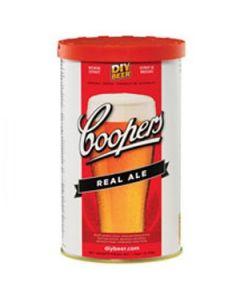 Home brew birra fatta in casa malto Coopers Real Ale, 1,7 kg