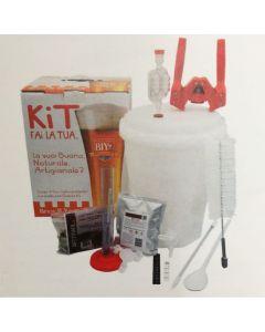 Kit per birra fatta in casa (home brew kit)