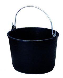 Ics secchio agricolo colore nero 16 litri