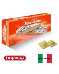 Imperia Raviolamp 12 stampi per pasta ripiena tonda
