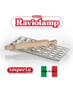 Imperia Raviolamp stampo per 10 ravioli classici