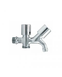 Itap rubinetto duplex con attacco per lavatrice
