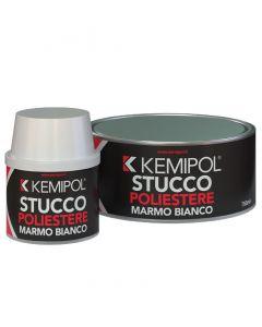 Stucco marmo bianco confezione 150 ml prodotto da Kemipol