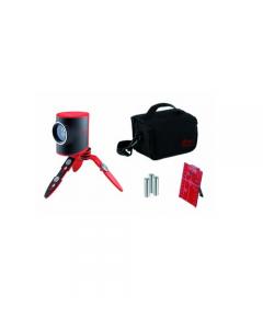 Leica Lino L2 livella laser portata oltre 65 metri con ricevitore