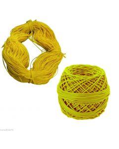 Lillo legaccio in pvc tipo extra colore giallo senza cadmio e piombo