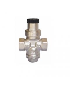 """Malgorani Minibrass art. 102 riduttore di pressione acqua in ottone 1/2"""""""