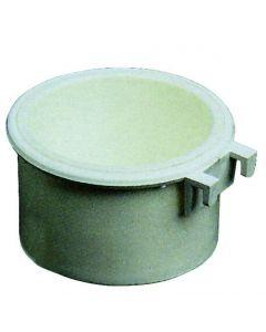 Marchioro Crema 1 mangiatoia interna per gabbia uccelli diametro cm 5 x h 3