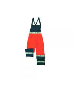 Maurer abbigliamento da lavoro per edilizia cantiere pettorina alta visibilità colore arancio blu