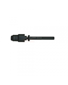 Maurer adattatore con attacco da Sds-Max a Sdx Plus. Lunghezza mm 220. Codice EAN 8000071885355