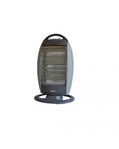 Maurer Amorgos stufa elettrica alogena 3 lampade cm 34 x 13,7 x h 56,5
