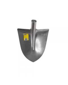 Maurer attrezzi per edilizia badile a punta con spalla superleggero in alluminio cm 29 x 28,5