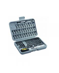 Maurer cacciavite magnetico con inserti mm 25 set 99 pezzi in valigetta