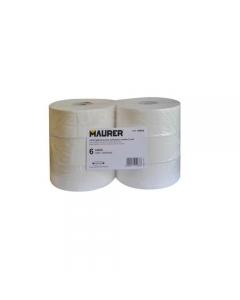 Maurer carta igienica 2 veli in pura cellulosa