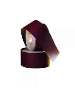 Maurer carta abrasiva spaziata al corindone MRD. Altezza mm 115. Cosparsione aperta. Applicazioni: legno, adesivo, colla, supporto carta. Peso 110/135 grammi per metro quadrato / 135/160 grammi per metro quadrato.