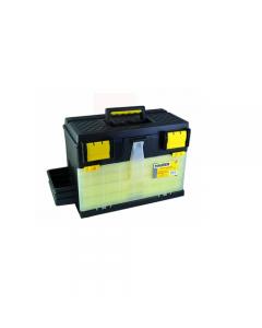 Maurer cassetta porta minuterie in polipropilene. Con 4 cassetti. Dimensioni cm 45 x 26 x h 32.