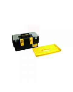 Maurer cassetta porta utensili e attrezzi maxi in polipropilene. Dimensioni cm 47 x 27 x 25.