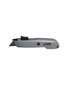 Maurer coltello a lama autoretrattile con lama trapezoidale lunghezza mm 59