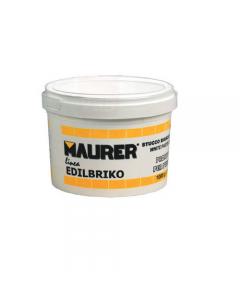 Maurer Edilbriko stucco bianco in pasta
